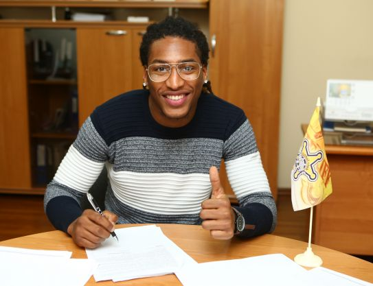 Welcome, Gerson Rodrigues!