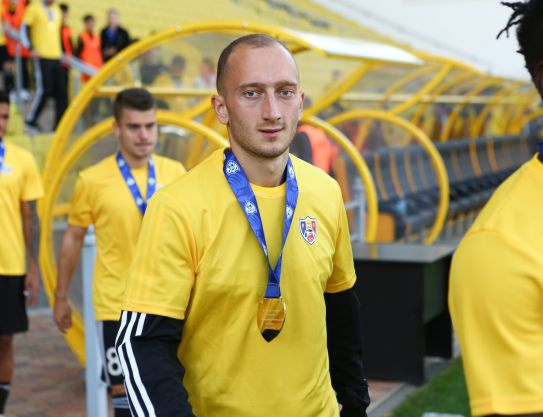 "Gheorghe Anton: ""I would like to wish the team further success and great victories"""