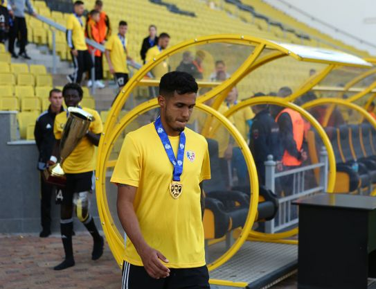 "Cristiano da Silva: ""I feel happy in Tiraspol"""