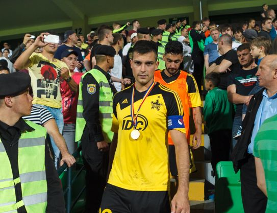 "Miral Samardzic: ""Double booking was a key moment of the match"""