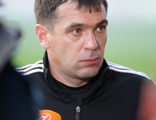 "Veaceslav Rusnac: ""I am satisfied with the players' attitude"""